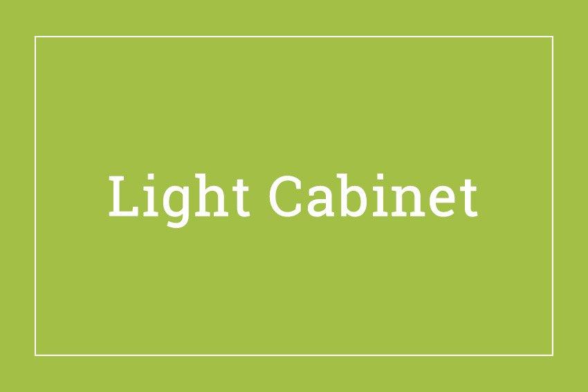 light cabinet orlando florida