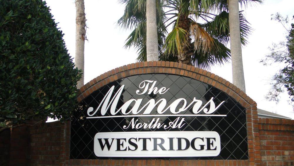 the manors custom sign fabrication